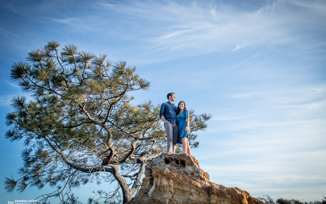 Selina and Brett's Engagement Session