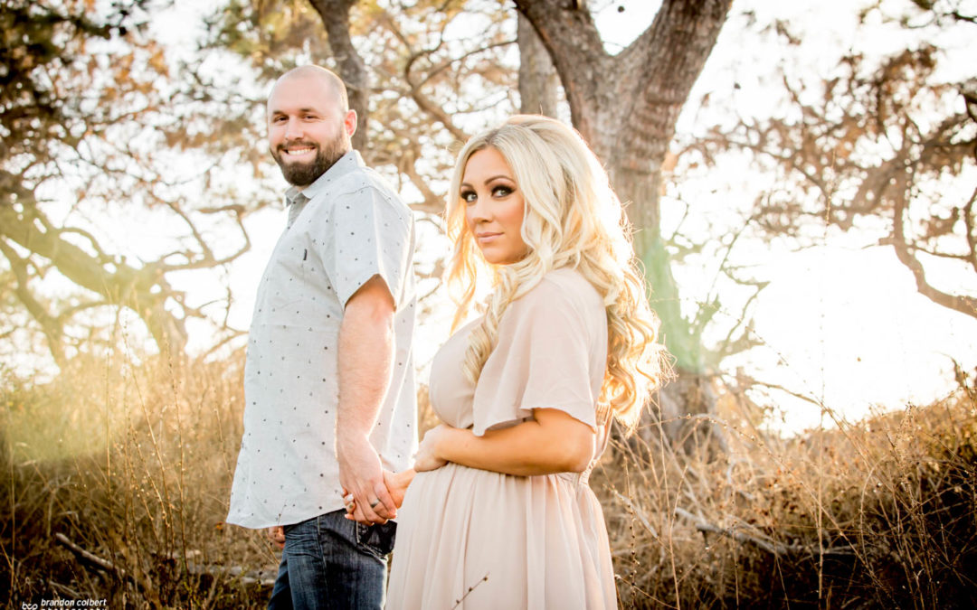 Victoria and Robert's Maternity Session